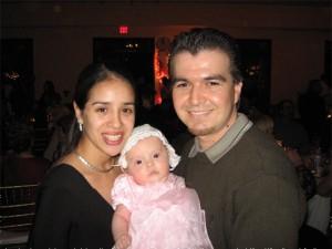 Danielle Martinez, Amiah Munoz and David Munoz