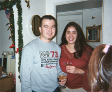 David Munoz & Danielle Martinez - Before